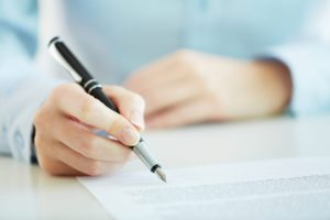 Official Letter Writing Services